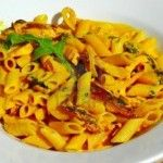 Creamy Curried Pasta