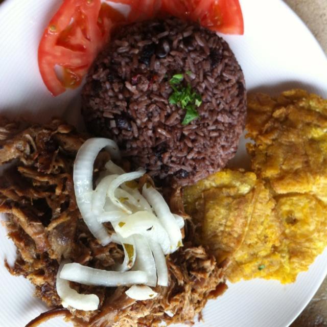 Cuban Food..delicioso!!