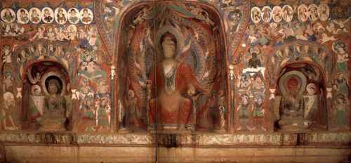 colleenrants:  Dunhuang in the Ganzu province of China is an...