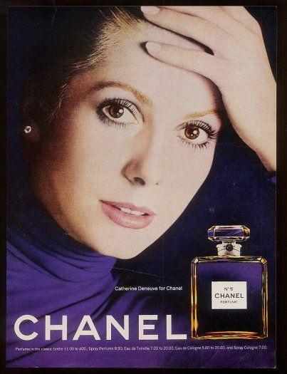 Catherine Deneuve - 1970s