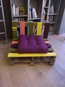 fauteuil palette - ZODIO