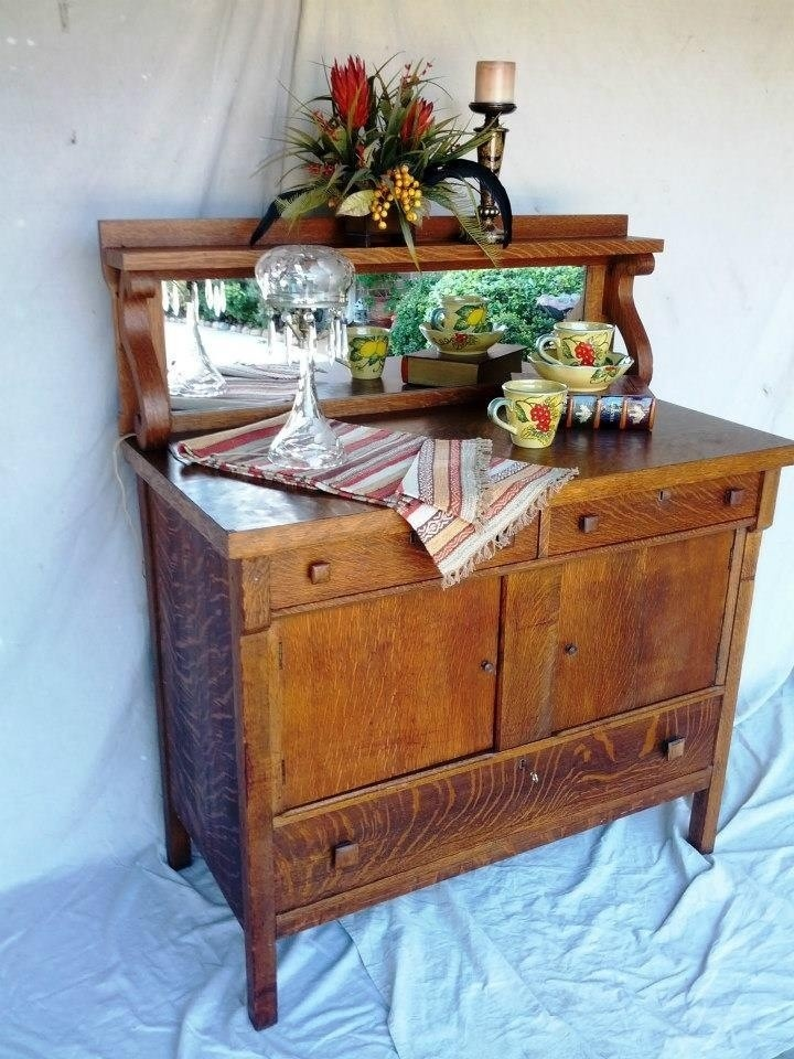 Antique Tiger Oak Furniture Antique Furniture