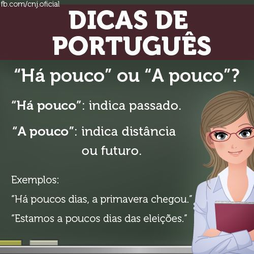 Dicas portugues