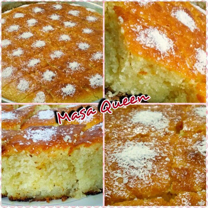 كيكة جوز الهند الاسبانية Recipe Food Breakfast Cake