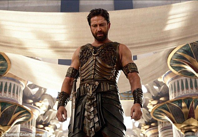 'We're sorry': The studio and director behind the Gerard Butler movie Gods Of Egypt have taken the unusual step of apologizing for casting too many white actors in the movie set in ancient Egypt
