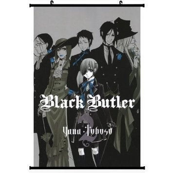 Amazon Black Butler Anime Wall Scroll Poster 1799