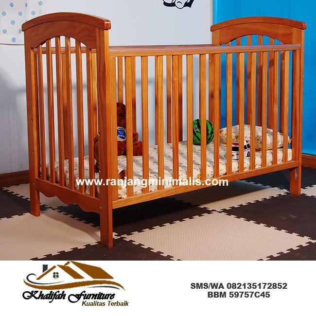 Tempat Tidur Bayi TTB19