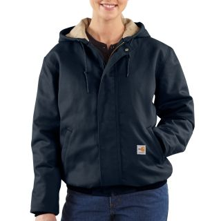 Carhartt WFRJ130 Women's Flame-Resistant Canvas Active Jac  #Flame-Resistantjacket