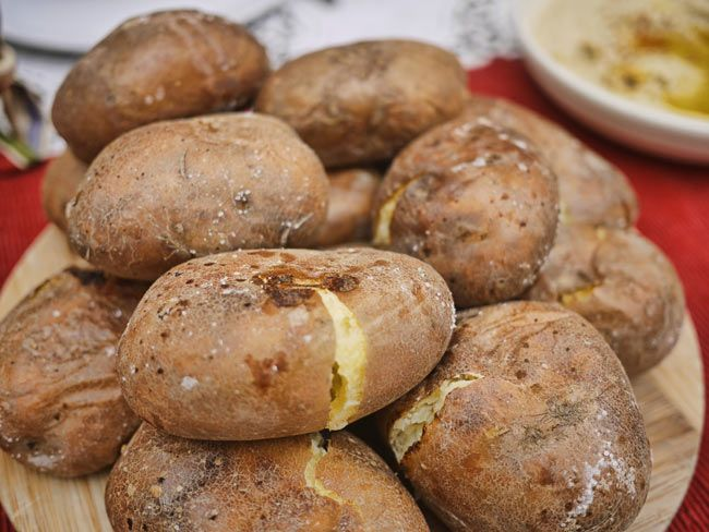 Drop 21 pounds in two months by eating spuds. That doesn't sound too bad, does it?