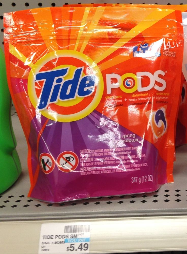 Tide pods 14 ct. CVS