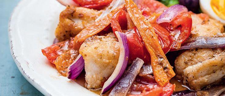 Chef Martin Morales' Escabeche de Pescado (Hot Marinated Fish)