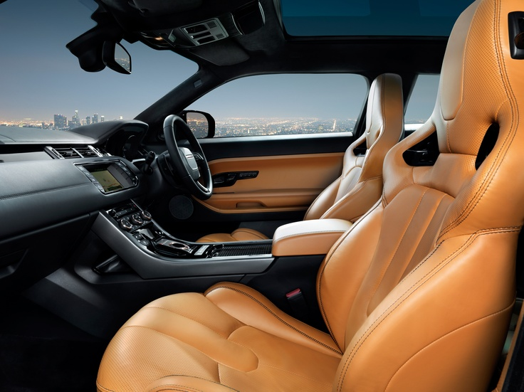 Nice interior in the new Range Rover Evoque Special Edition with Victoria Beckham. #rangerover #landrover #evoque #special #edition #victoria #beckham #luxury #bennettjlr #pennsylvania