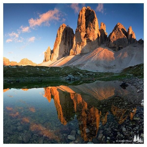 Le Tre Cime di Lavaredo - Dolomiti #Dolomiti #Dolomites #Dolomiten #Dolomitas