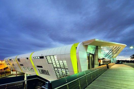 National Tennis Centre - Melbourne, Australia / Jackson Architecture