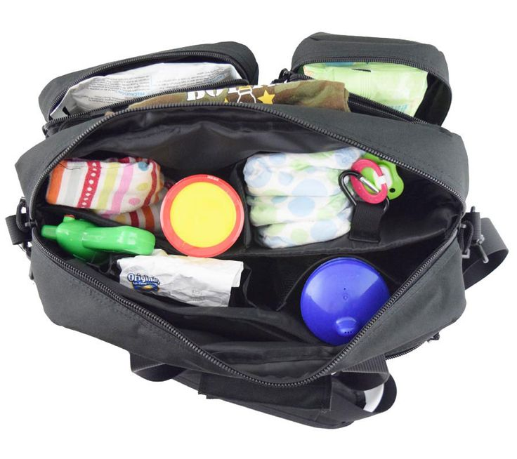 TBG The Deuce 2.0 Diaper Bag plus Changing Mat Features: - Versatile design…