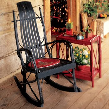 I want an Amish rocking chair when I'm an old lady... or now. Either one will do.