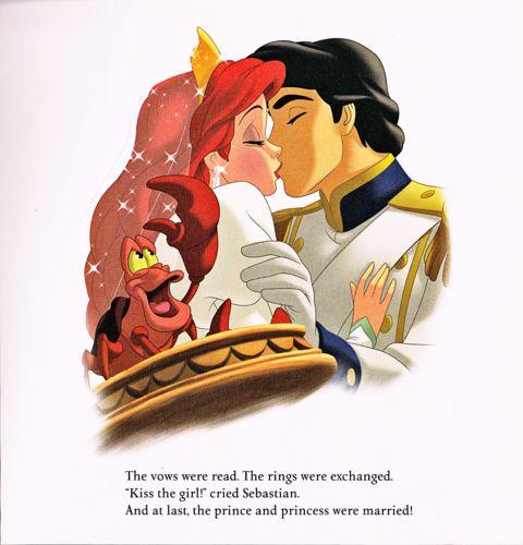 personajes de walt disney imágenes Walt disney Book imágenes - The Little Mermaid: Ariel's Royal Wedding HD fondo de pantalla and background fotos