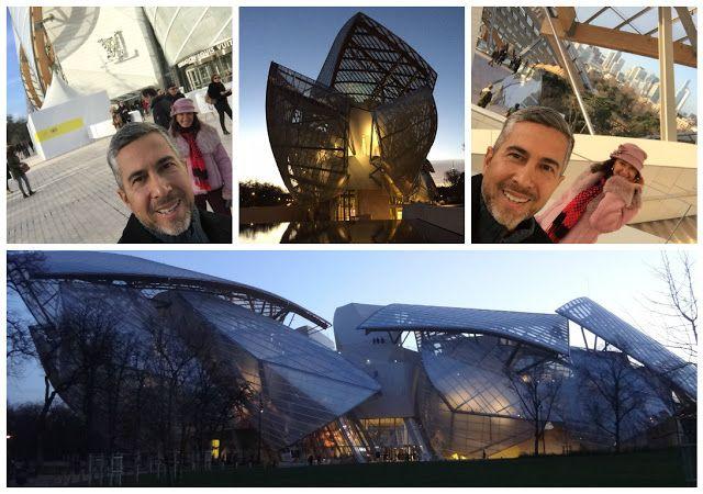 MãoNaMala: Fundação Louis Vuitton