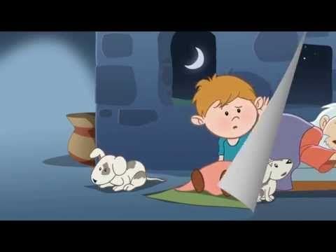 Samuel - Little Bible Heroes animated children's stories - YouTube