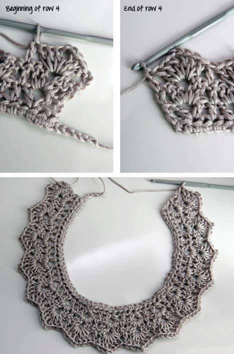 Bluse Ausschnitt Lace Making – m-visible.com / …