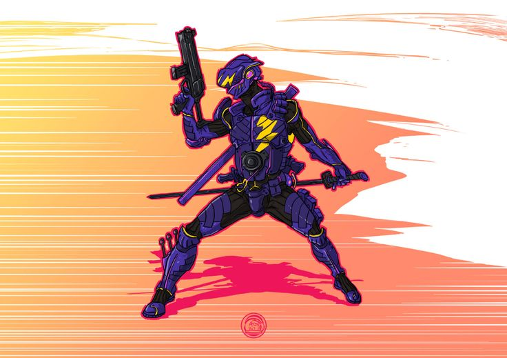 Study about techno-ninja Follow http://www.facebook.com/depot977 ;)
