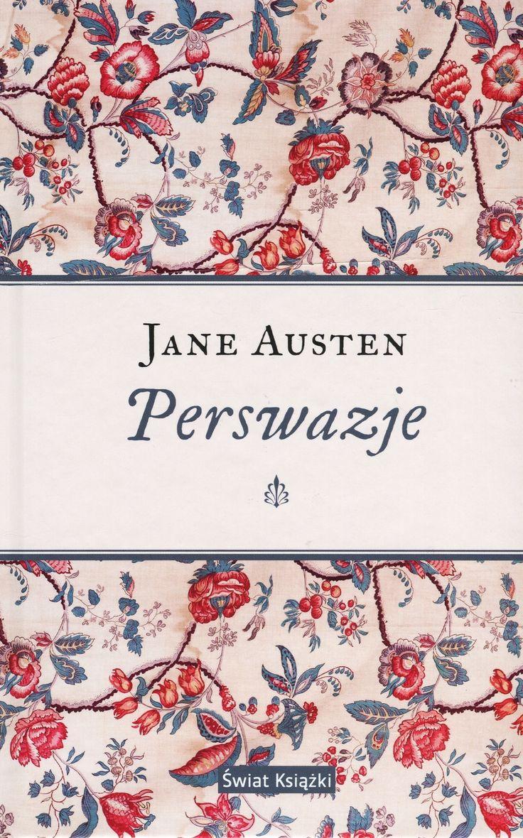 """Trzykrotnie zekranizowana powieść obyczajowa znakomitej angielskiej pisarki Jane Austen, po raz pierwszy wydana już po jej śmierci. Błyskotliwe połączenie portretu szlachty angielskiej początku XIX wieku oraz intrygującego romansu.  Pomimo urody, dobroci i niezwykłej delikatności Anna Elliot wciąż jest samotna, żyje """"przy rodzinie"""". Jako młoda dziewczyna, pod wpływem perswazji i dobrych rad, zerwała zaręczyny z kapitanem marynarki Fryderykiem Wentworthem. Ten, zraniony i pełen żalu..."""