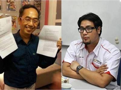 David Teo MIG vs Zed Zaidi Seniman