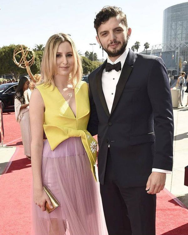 Well, he and Laura Carmichael aka Lady Edith have been dating for a while now. How sweet! with actor Michael Fox. Do you remember him as Andrew the footman on Downton?