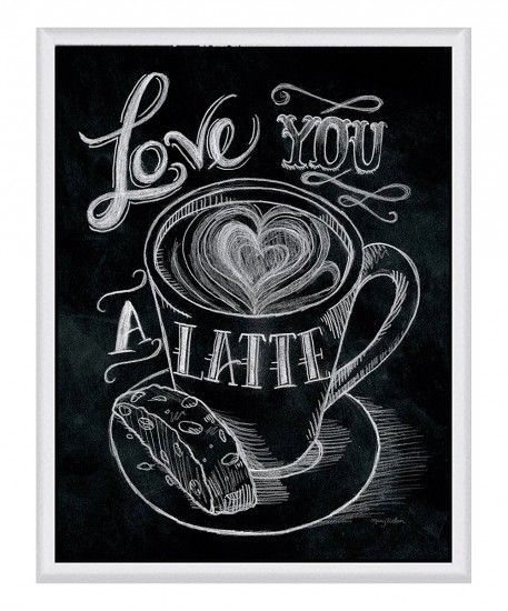 """Love you a Latte"""