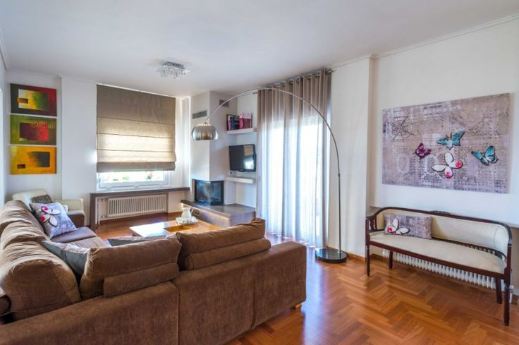 Apartment in Voula | Elina Dasira Interior + Lighting Designer