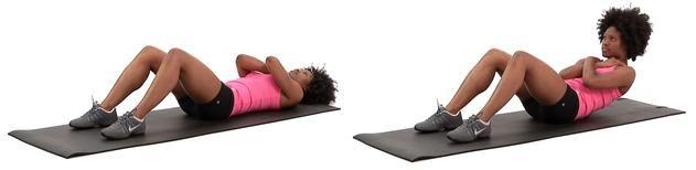 Ćwiczenia na brzuch - Kalistenika http://workout-polska.pl/Article-51-Kalistenika-Trening-w-domu-Pocztkujcy