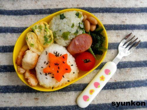 2歳児のおべんとう。7つのお弁当を載せてます。の画像 | 山本ゆりオフィシャルブログ「含み笑いのカフェごはん『syunkon』」Powered by Ameba