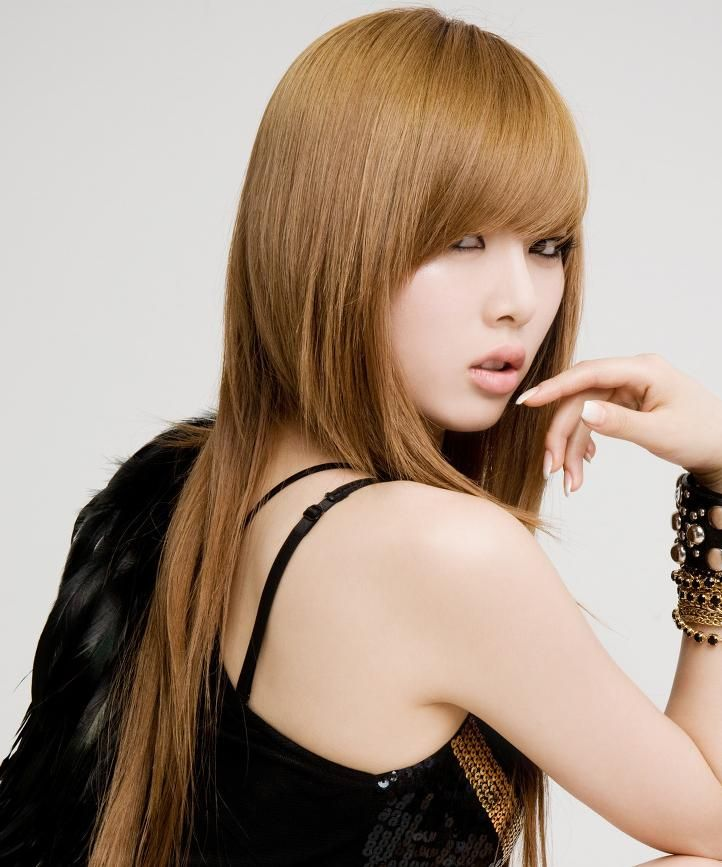 248 Best Images About Hairstyles On Pinterest Kpop Korean Hairstyles And Ulzzang