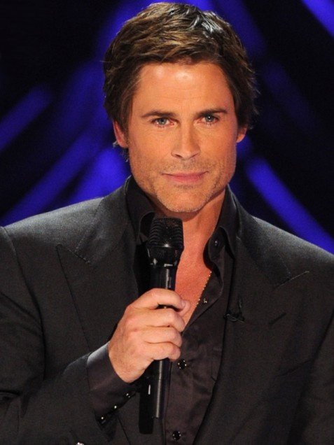 Rob Lowe spent most of his young life in Dayton, Ohio.