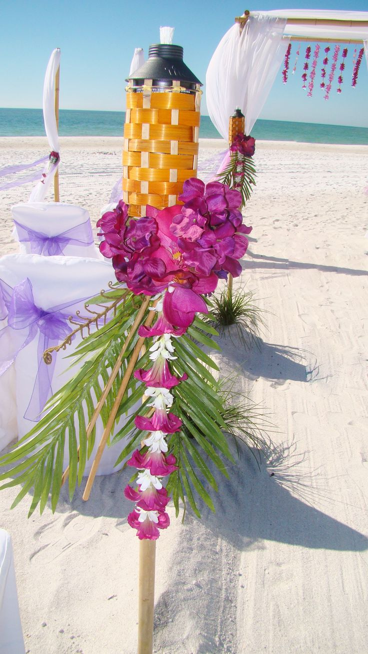 148 best beach wedding canopies & chuppas images on pinterest