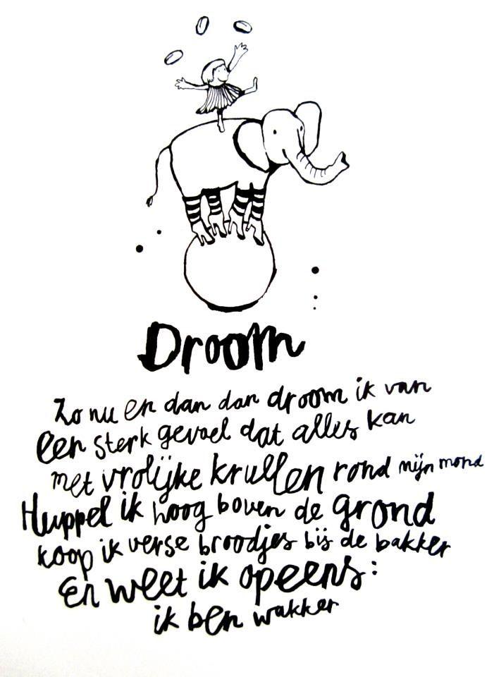 leuke combi van typografie, illustratie en grappige tekst | www.sukha-amsterdam.nl