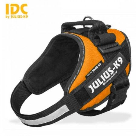 Julius K9 IDC-Powerharness 0 Orange - Julius-K9 Julius-K9 IDC-Powerharness IDC 0 - globaldogshop.com