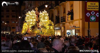 novaocio.com: MARTES SANTO - CARTAGENA 2017