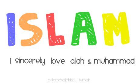 Islam = Love