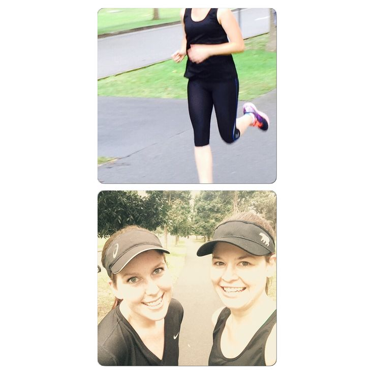 Running is always more fun with a friend to encourage you :)