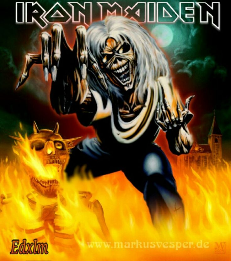 iron maiden number of the beast album cover 83138 loadtve