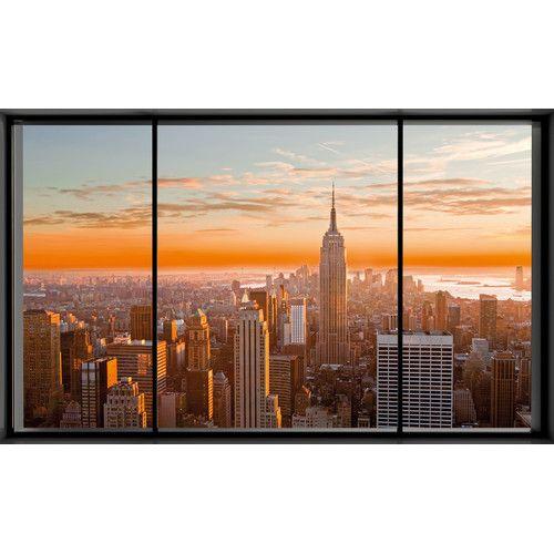 Deco Block 'New York Fenster II' Fotodruck Jetzt bestellen unter: https://moebel.ladendirekt.de/dekoration/bilder-und-rahmen/bilder/?uid=2d76f26a-bf43-5fd8-850f-030249503ec8&utm_source=pinterest&utm_medium=pin&utm_campaign=boards #art #bilder #rahmen #wall #dekoration