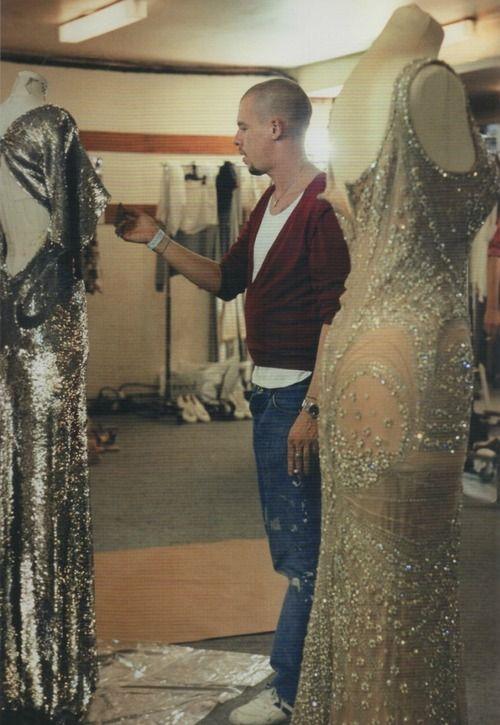 "Thirteen Years with Lee Alexander McQueen"" by Annie Deniau."