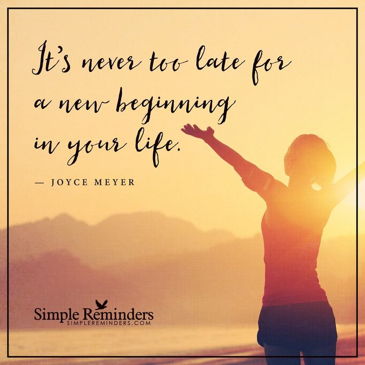 Success Later In Life Quotes: 1000+ New Beginning Quotes On Pinterest