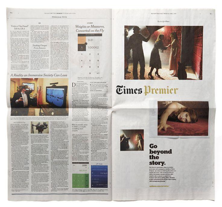 NY Times Premier