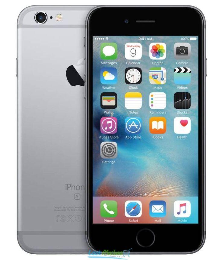 Apple Iphone 6s 32gb Space Grey Apple Iphone 6s Apple Iphone 6 Apple Iphone 6s Plus