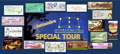 Fantasticando sui libri: SUPER BLOG TOUR del gruppo Lettori come Stelle, #2 tappa