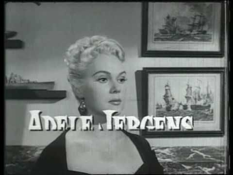 Day the World Ended (1955) Adele Jergens who plays Ruby gives a standout performance as a burlesque / striptease performer who is a bit past her prime and who is rejected by her companion Tony, the small time hood.  http://scififilmfiesta.blogspot.com.au/2014/10/day-world-ended-1955.html