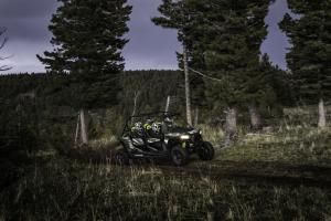 Polaris RZR is offering several models in new colors, including:  ·         RZR S 900 EPS Titanium Metallic  ·         RZR 4 900 EPS Titanium Metallic  ·         RZR S 1000 EPS Spectra Orange