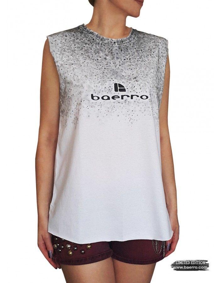 Dalsy Baerro long tanktop. #baerro #FashionTrendandDesignStudio